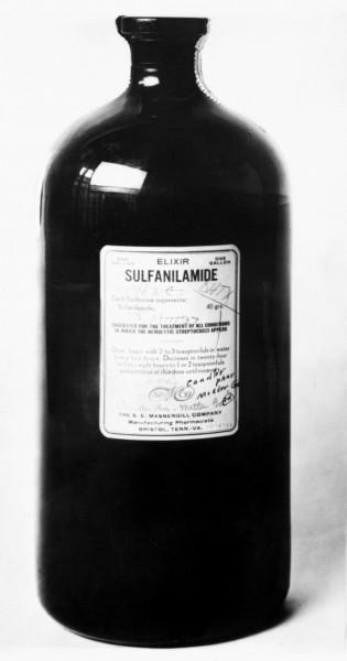 Sulfanilamide_FDA