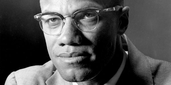 Black Muslim leader Malcolm X poses during an interview in New York on March 5, 1964. (AP Photo/Eddie Adams)
